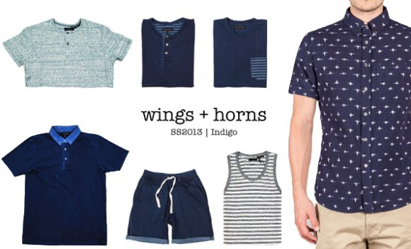 Wings + Horns Spring Collection