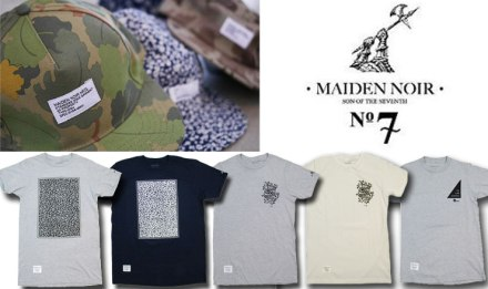 New Arrivals. MEMES Introducing Maiden Noir
